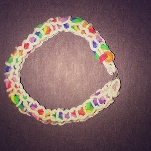 Jewelry - Rainbow loom bracelet